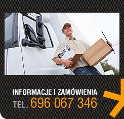 Informacje i zamówienia tel. 694 685 656