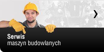 Serwis maszyn budowlanych